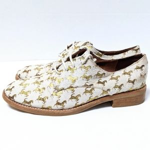 Jeffrey Campbell Gilted Pleasure Daltrey Loafer